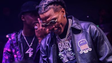 Lil Baby abandons house after fans discovered where he was staying for the Super Bowl