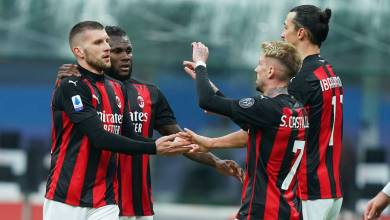 Milan win emphatically, reclaim first place and send a strong message to Inter