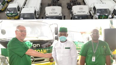 Mouka Rewards Business Partners with 54 Brand New Trucks, Other freebies to Boost Trade
