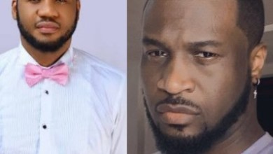 Peter Okoye and a human rights activist clash on Twitter over the reopening of the Lekki tollgate