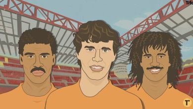 Video documents the rise and fall of Milan's Dutch trio Gullit, Van Basten and Rijkaard