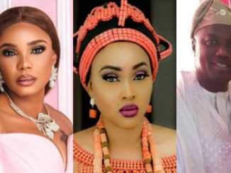 """""""Mercy and Iyabo can never fight. They are good friends""""- Mercy Aigbe's ex-husband, Lanre Gentry, dismisses claims the actresses are at loggerheads"""