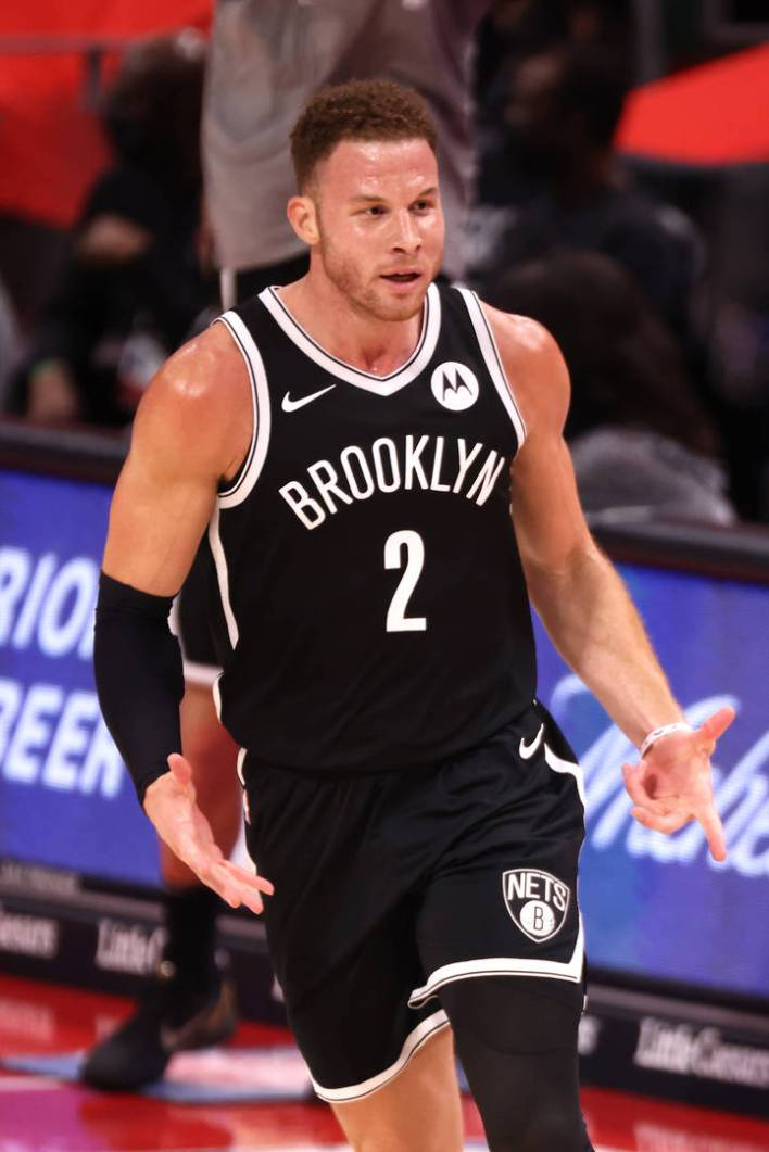 Blake Griffin Has A Message For Nets Haters