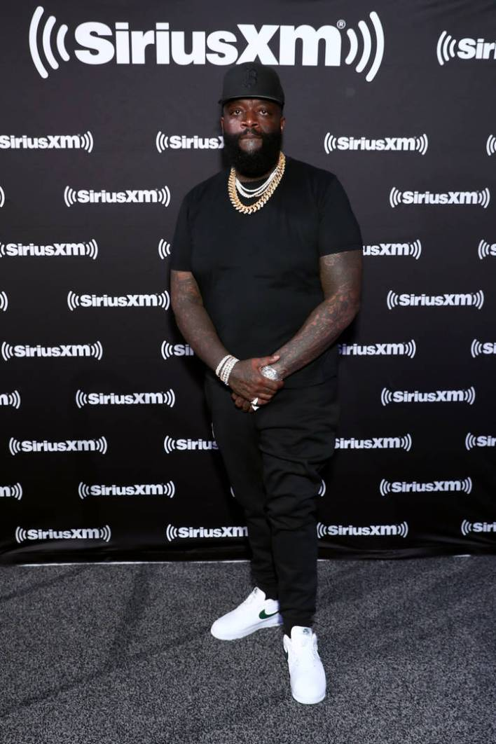 Rick Ross Drops $3.5M In Cash On Former NBA Player's Florida Estate