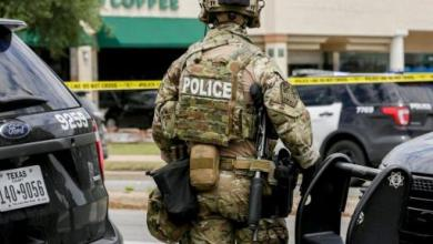 3 Dead In Austin Shooting Spree Near Busy Shopping Center