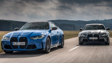 BMW's M3 and M4 Competition Come With xDrive, Making Them Faster Than Ever