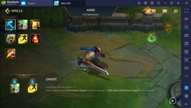 Learn How to Choose the Right Summoner Spells in League of Legends Wild Rift on PC