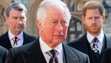 Prince Charles to take estranged son Harry to see Philip tributes