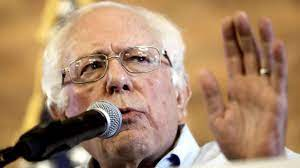 Bernie Sanders US should reconsider foreign aid to Israel.