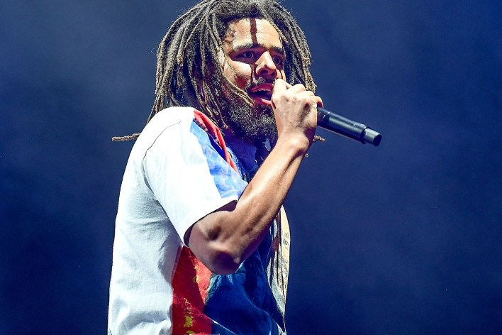 J. Cole Fuels Rumors of 'The Off-Season' Release Date