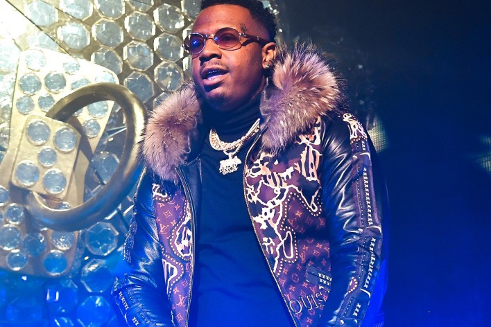Moneybagg Yo Collects First Billboard 200 No. 1 Entry With 'A Gangsta's Pain'