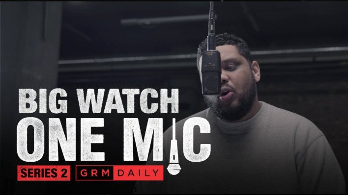 DOWNLOAD MP3: Big Watch - One Mic Freestyle