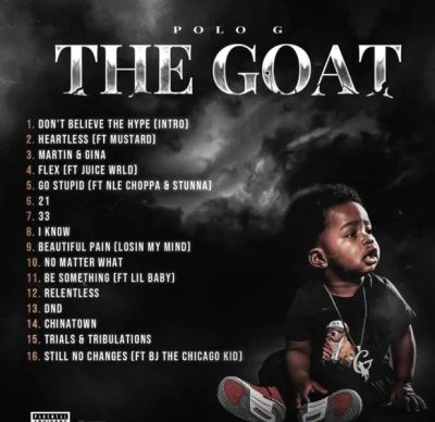 Polo G – The Goat Zip Download