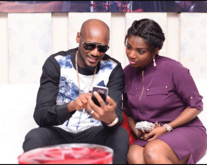 """""""Wipe Your Tears"""" - Uche Reacts After 2baba's Wife, Annie Called Him Out on IG For Cheating on Her"""
