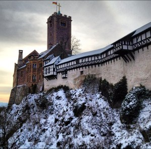 Wartburg Castle_A Mighty Fortress Is Our God
