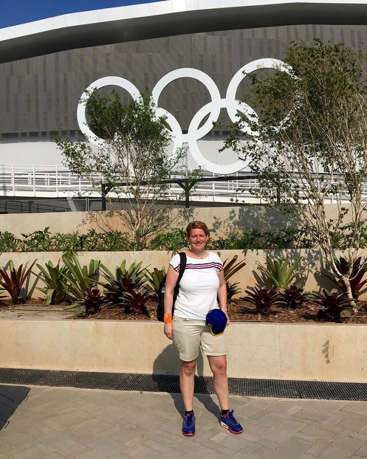Rio 2016 Velodrome