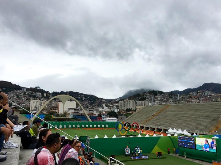 Sambodromo Rio 2016
