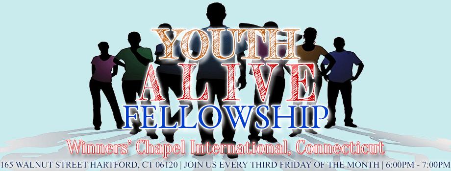 Youth Alive Fellowship3 Winners Chapel International Connecticut