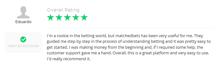 matchedbet reviews 2