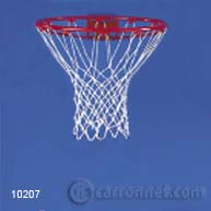 Basketball Net - Braided Nylon