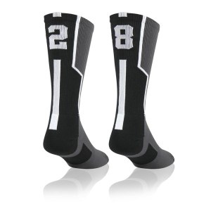 Twin City Player ID Socks