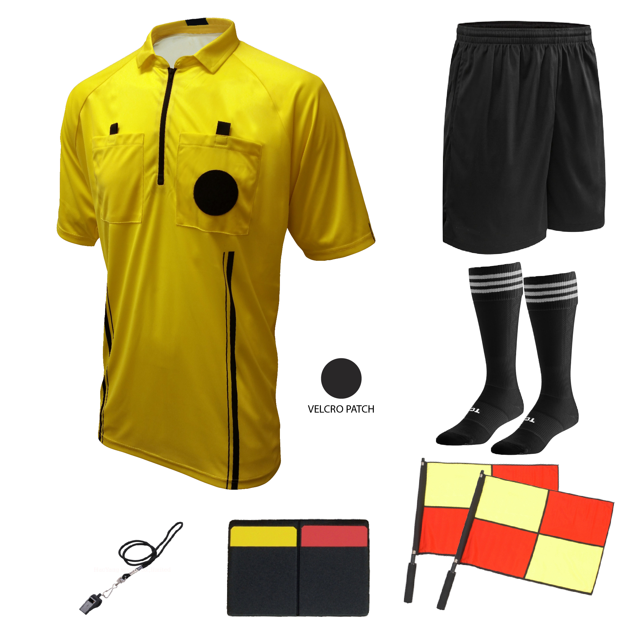 12cf87a182b Referee 8 Piece Package