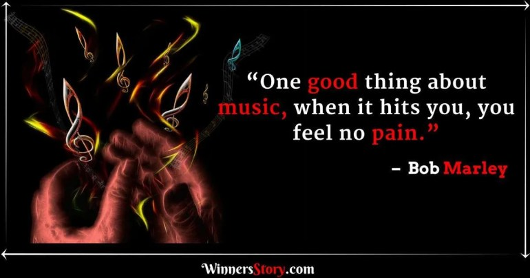Bob Marley quotes about music_5