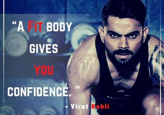 20 Motivational Quotes by Virat Kohli that will definitely Inspire you to strive for great Success in Life