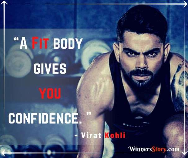 Quotes by Virat Kohli that will definitely Inspire you