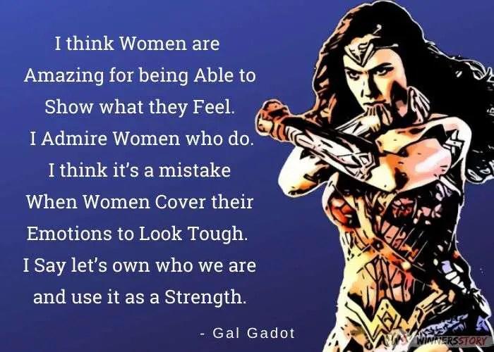 3-wonder woman sayings
