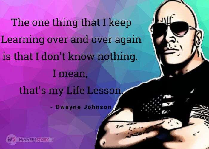 7-the rock sayings