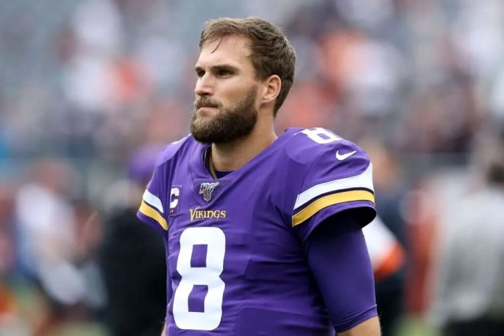 NFL Player Kirk Cousins
