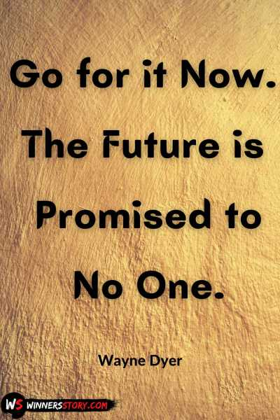 10-inspiring quotes about the future