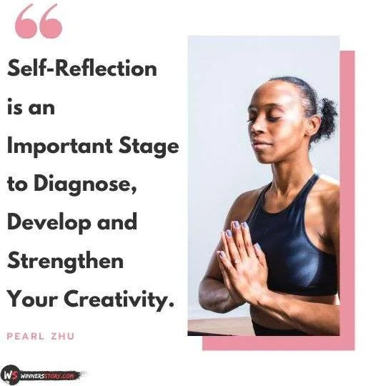 22 -reflection in the mirror quotes