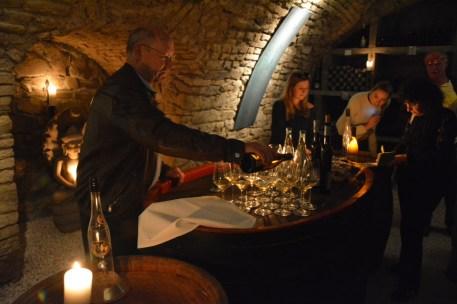 Wspaniałe wina w piwnicach Georg Muller Stiftung
