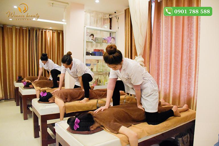 học massage body hà nội