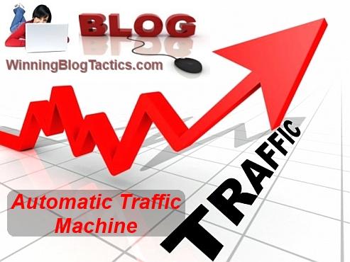 Automatic Traffic Machine ATM Logo