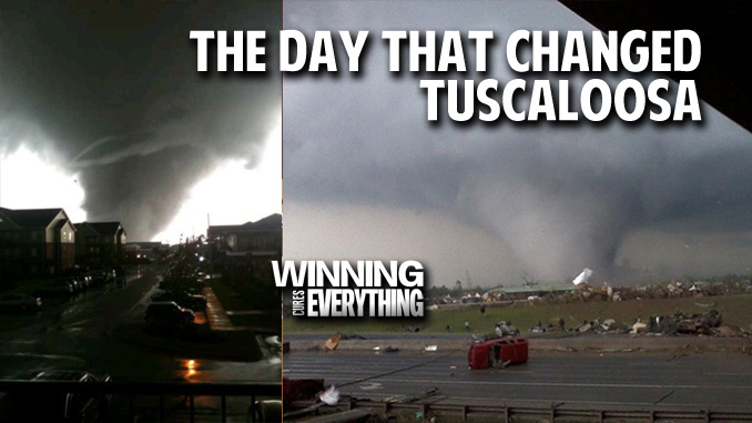 The Day That Changed Tuscaloosa