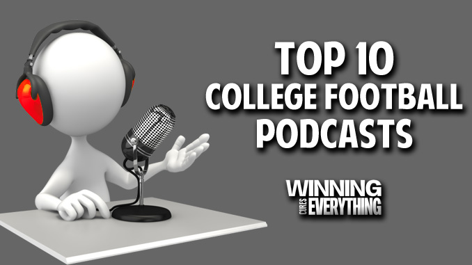 Top 10 College Football Podcasts