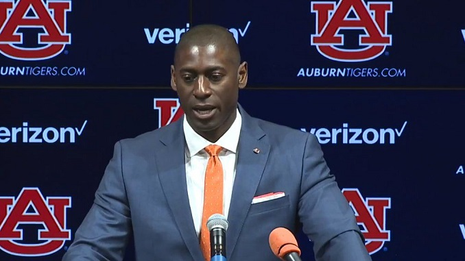New Auburn AD Allen Greene built his SEC foundation at Ole Miss with UCF's Danny White