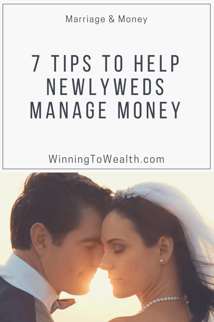 7 Things Newlyweds Can Do To Manage Money Better