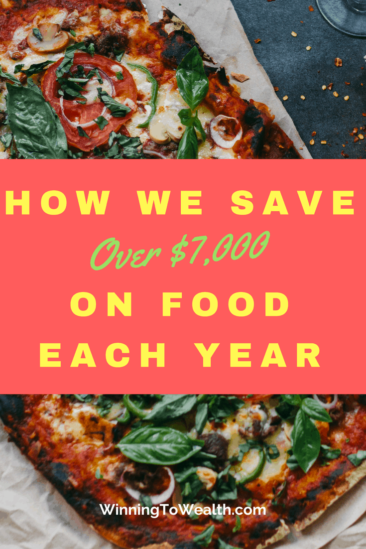 In this post, I share what we did to go from spending more on food than rent to now spending less than 5% of our income on food.