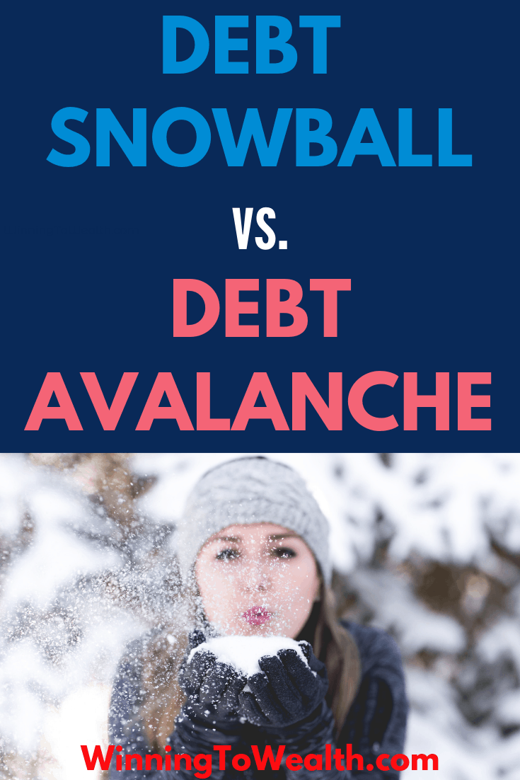 Trying to decide which method is better between the debt snowball and the debt avalanche? Check out this guide that walks you through real life examples of each to determine an answer.
