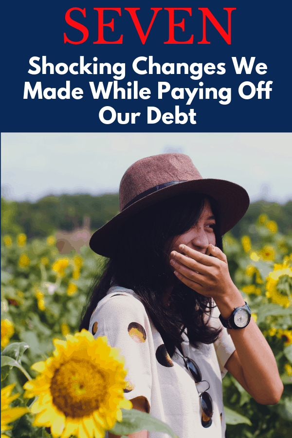 Ready to pay off your debt? Learn some of the habits you may need to tweak as you pay off student loans, pay off credit cards, and even pay off your car