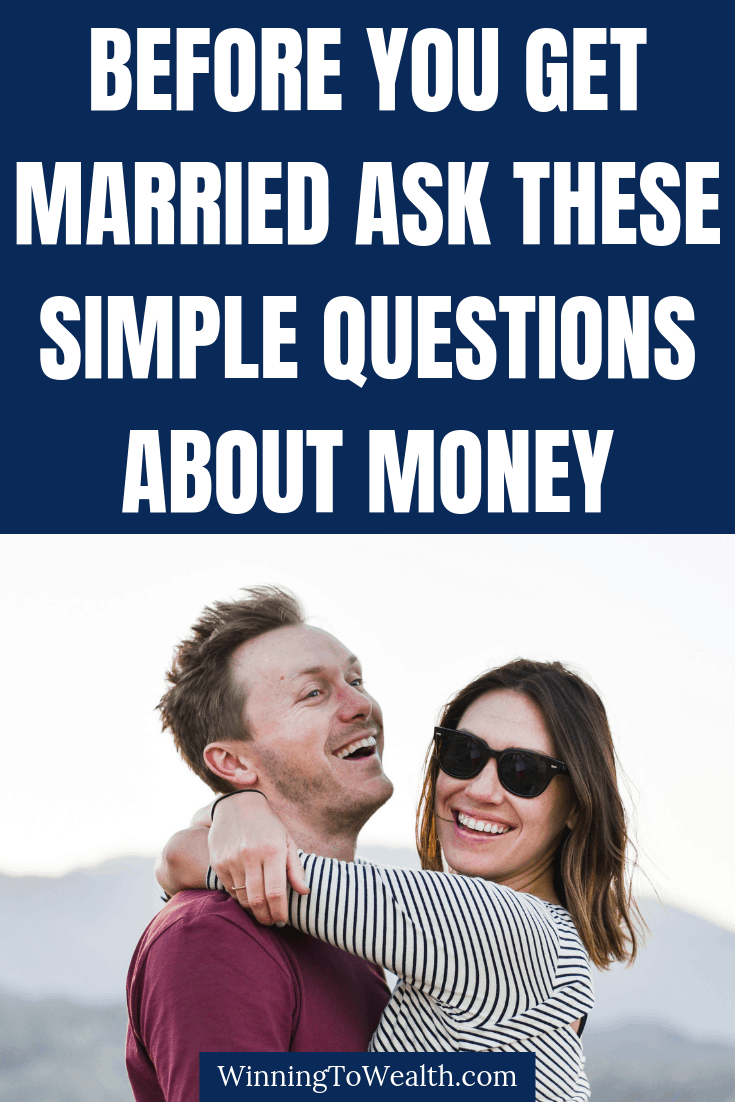 Ask these money questions before you commit yourself to marriage