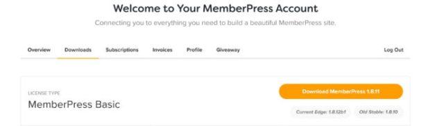 MemberPress Download