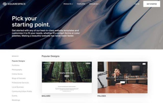 Squarespace vs WordPress: Getting started with Squarespace