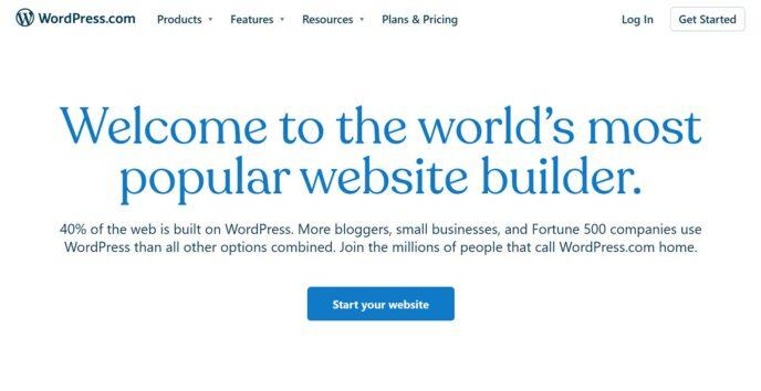 WordPress.com vs Bluehost Hosting