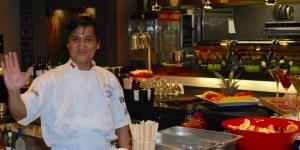 Chef Ferdinand Catalan