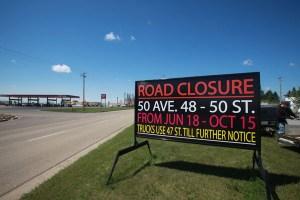 Winnipeg Road Signs